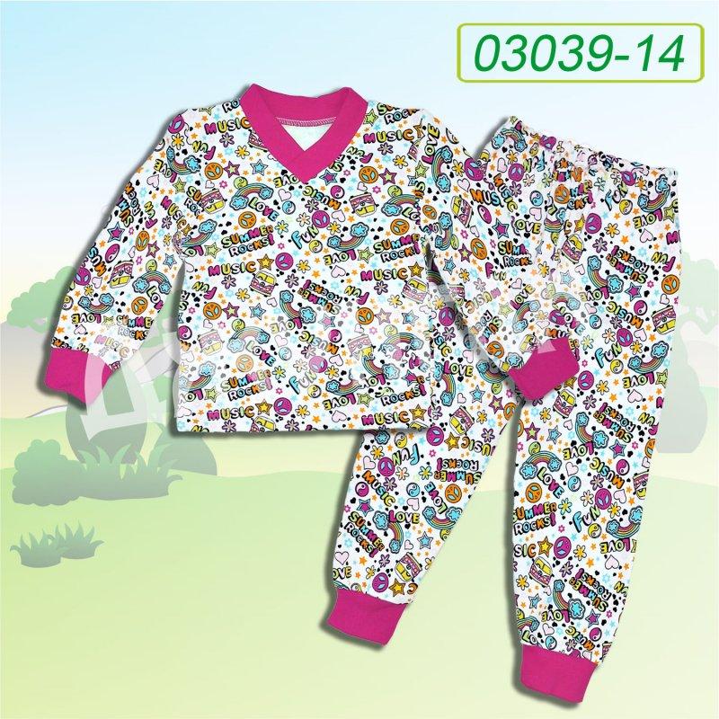 """Купить Пижама """"Саша"""", интерлок 03039-14"""
