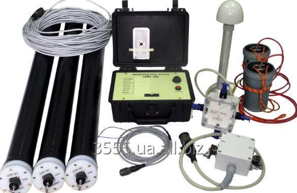 Buy The broadband magnetotelluric station for field researches of LEMI-423