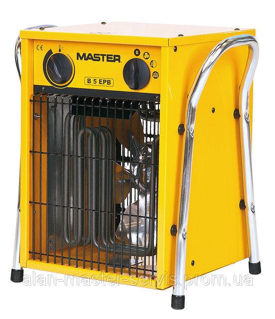 Купить Электрический нагреватель воздуха Master B 5 EPB