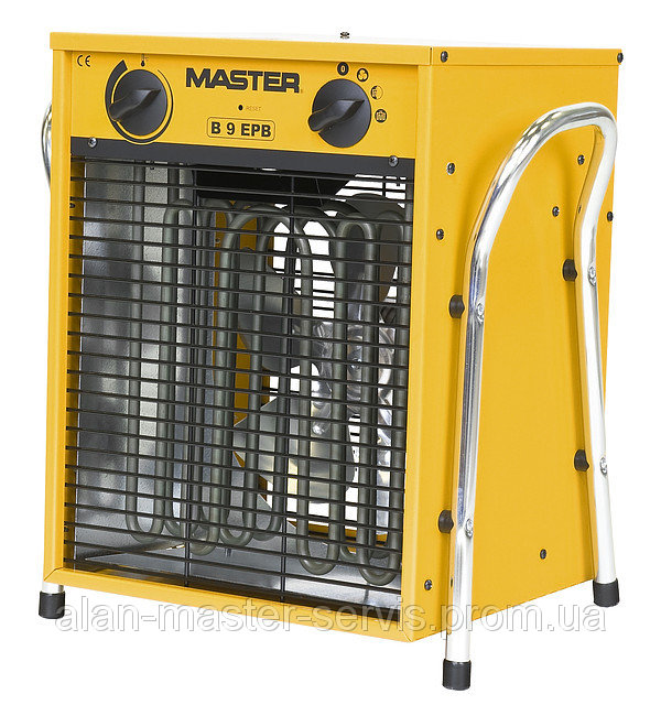 Electric heater of Master B 15 EPB air