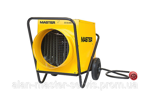 Электрический нагреватель воздуха Master B 18 EPR