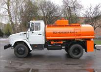 Автомобили специальные топливозаправщики АТЗ-7,1-4314
