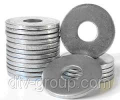 Buy Washer flat M6 GOST11371 of DIN125A