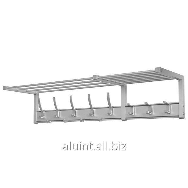 Купить Вешалка Настенная Aluint Rail RL 202