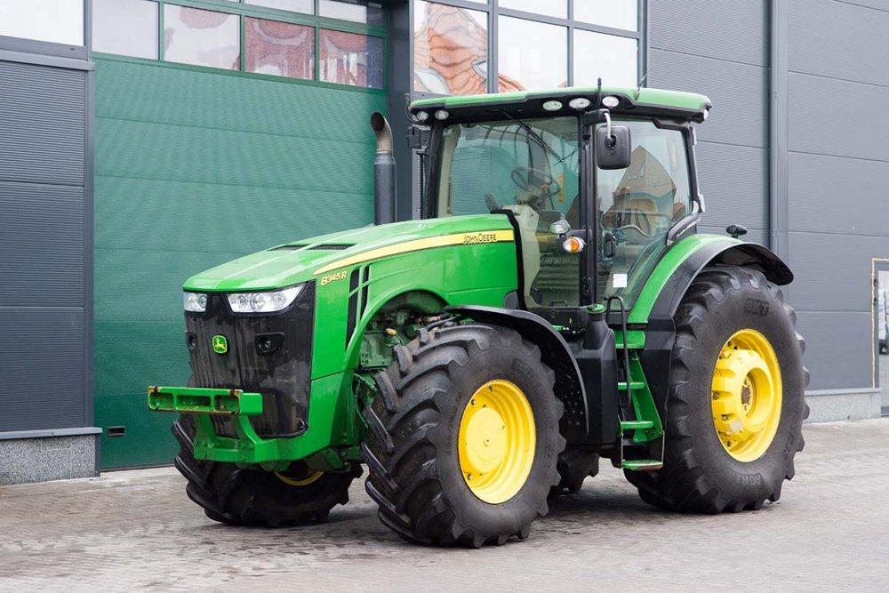 Купить Колёсный трактор John Deere 8345R PowerTech Plus