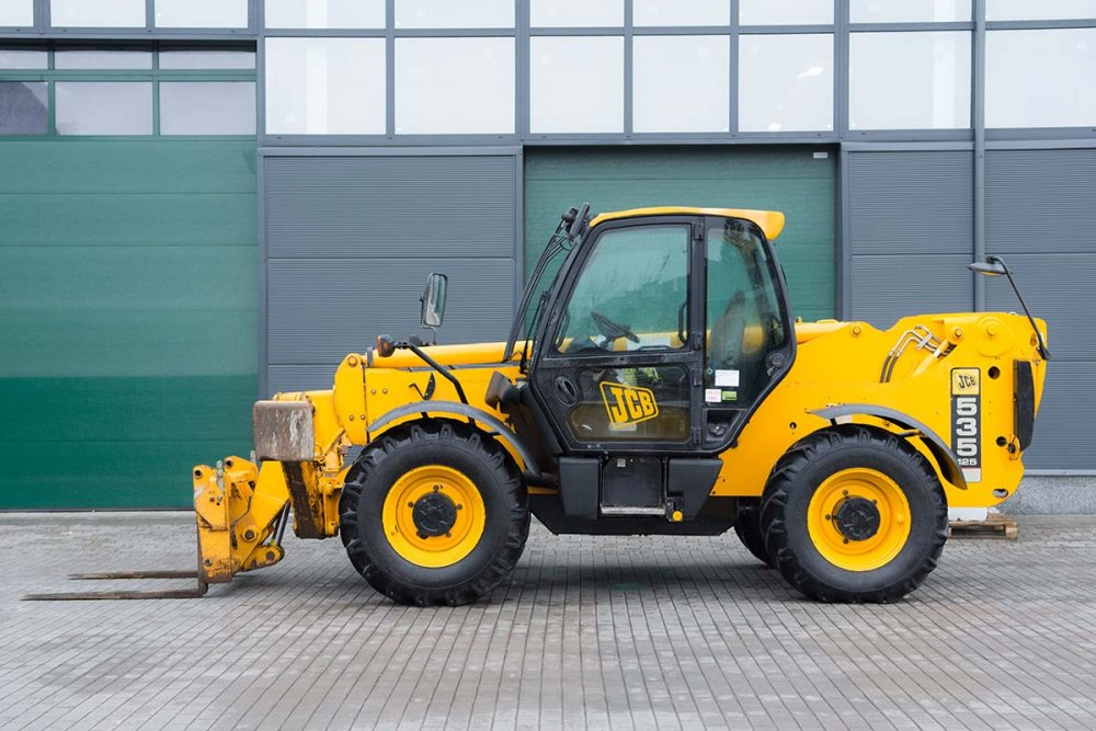 Buy JCB 535-125 loader