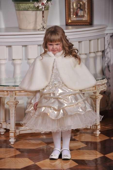 Нарядные детские платья на 3-4