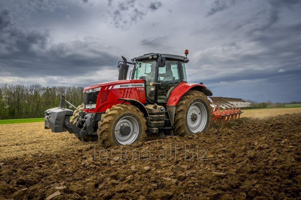 MASSEY FERGUSON MF 7722 tractor buy in Proliski