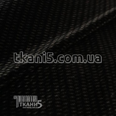 Buy Fabric Zamsh obivochny (black) 7156