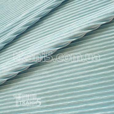 Buy Fabric Pleated velvet small (light blue) 6738