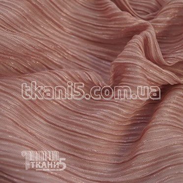 Buy Fabric Pleating Lurex (mills) 7118