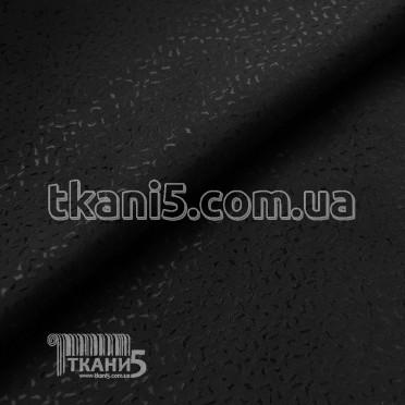 Buy Pad fabric Jacquard viscose (black) 6881