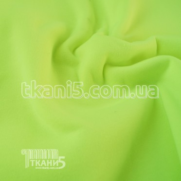Buy Trekhnitk's tissue with a pile Turkey (neon - lime) 6980