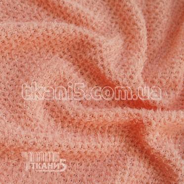 Buy Fabric Jersey Lurex grass (peach) 6793