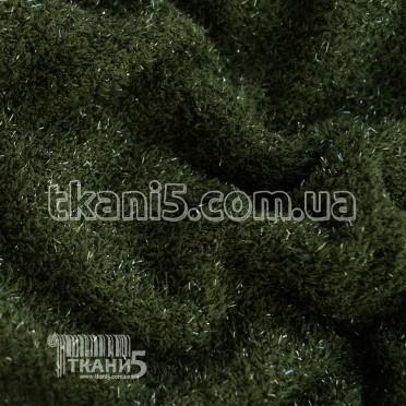 Buy Fabric Jersey Lurex grass (khaki) 6784