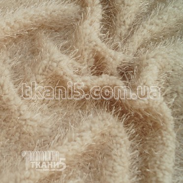 Buy Fabric Jersey grass (beige) 6797