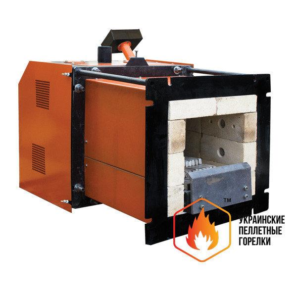 Пеллетная факельная горелка LIBERATOR RCE- 200 (50-255 кВт)