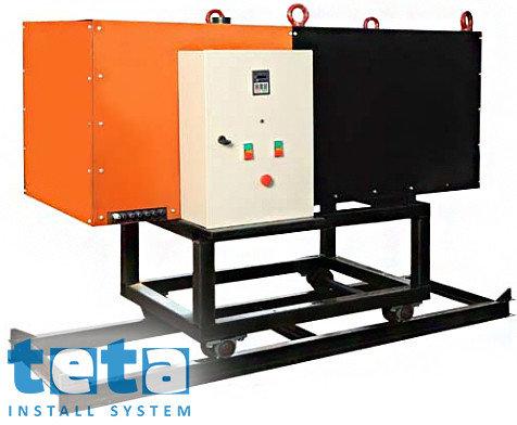 Пеллетная факельная горелка LIBERATOR RCE- 500 (150-500 кВт)