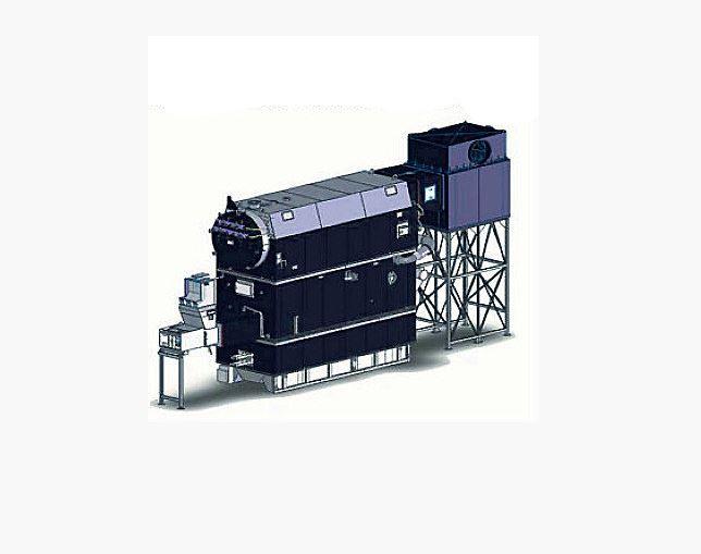 دیگهای بخار صنعتی