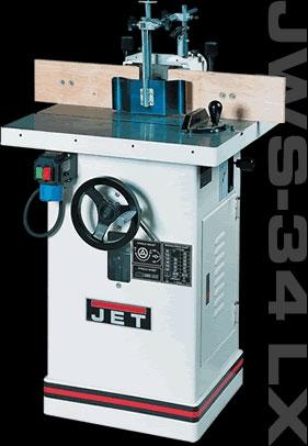 Фрезерний станок JET Typ JWS 34 KXT