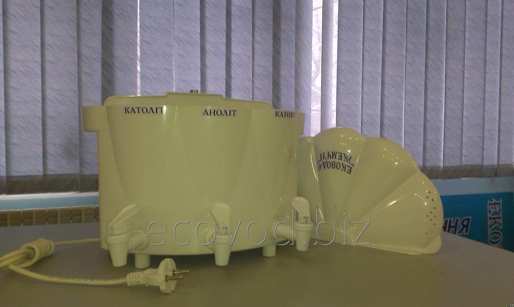 Фильтр для очистки воды бытовой Эковод-6 Жемчуг.