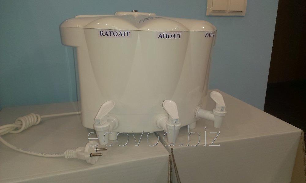 Фильтр для очистки артезианской воды Эковод-6 Жемчуг.