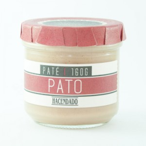 Buy Paste from a duck liver without Hacendado Pate de Pato 160 gluten of of 50 UAH.