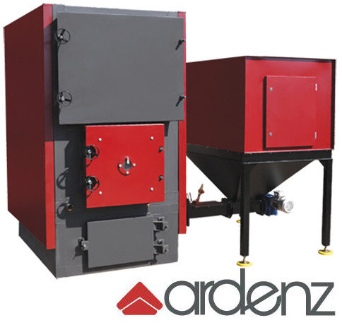 Котел Ardenz TMП с подвижными колосниками 3 Bar, 3000 кВт