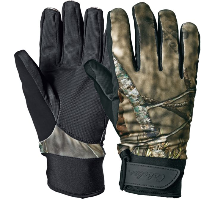 Перчатки охотничьи утепленные Cabela's Men's Camoskinz™ Insulated II Gloves with Thinsulate™ Insulation