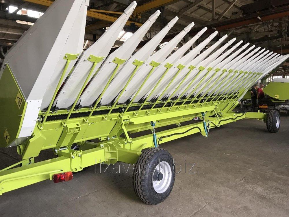Sunflower harvesting equipment ZS 12-70