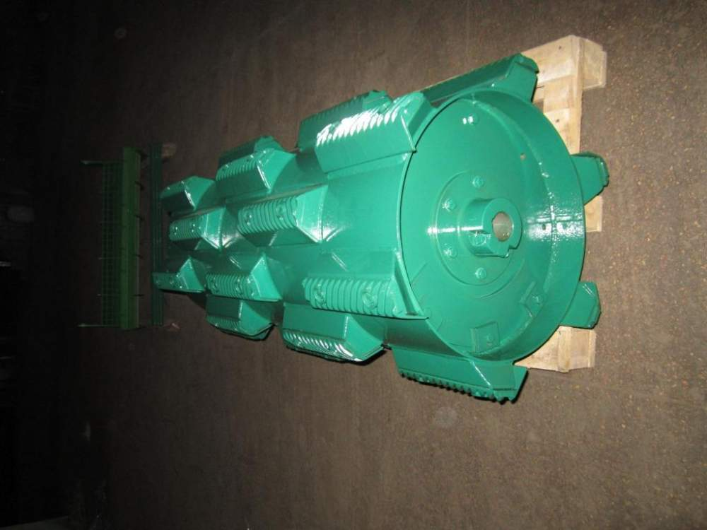 Molotilny drum for combine harvesters