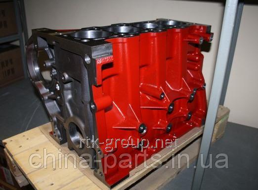 Блок цилиндров двигателя 5261257 Cummins ISF2.8