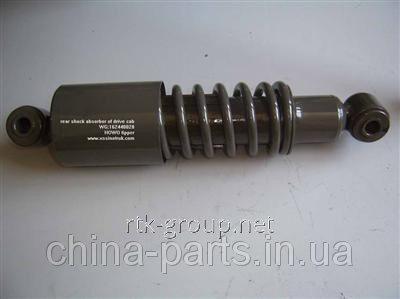 Амортизатор кабины передний WG1642430285/1 HOWO самосвал