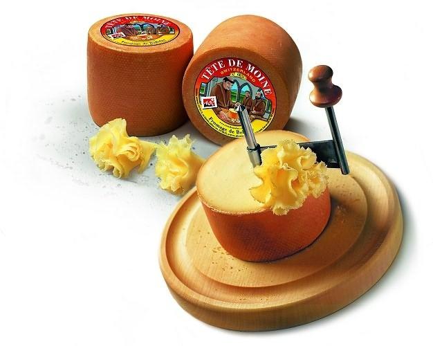 Сыр Тет-де-Муа (Голова монаха)