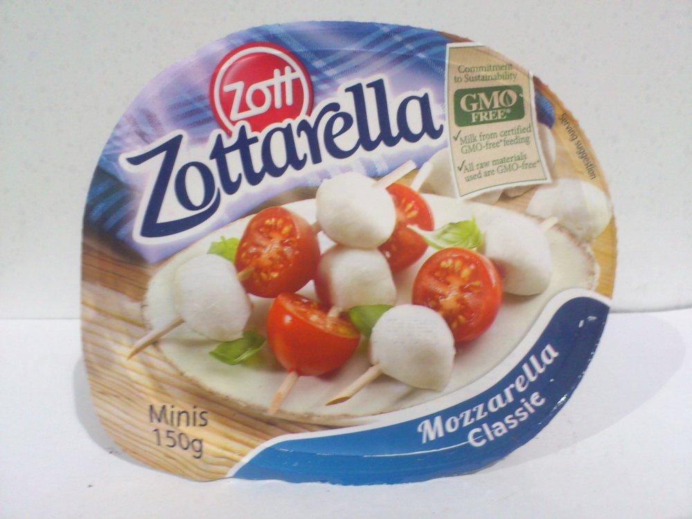 Сыр Моцарелла мини 150г