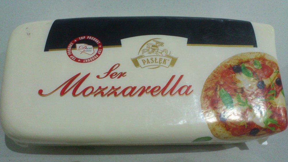 """Сыр Моцарелла для пиццы ТМ """"Paslek"""" (Сыр Моцарелла для пиццы)"""