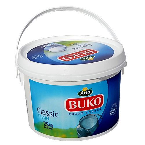 Сыр Буко (Натура) 1,5 кг в ведре 26%