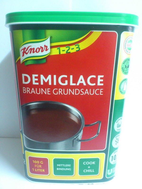 Соус Кнор Демиглас 1кг (Knorr DEMIGLACE)