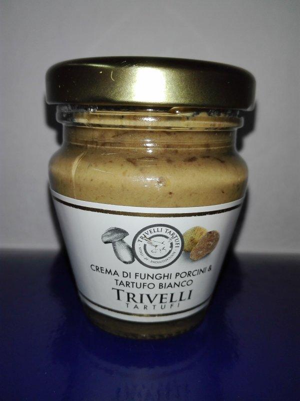 Крем с белым трюфелем 45г (Крем с белым трюфелем и белыми грибами)