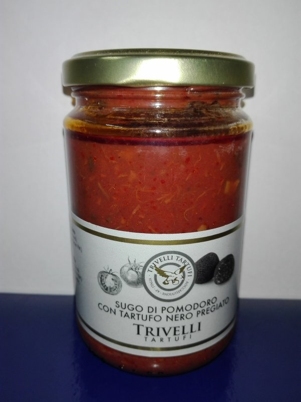 Tomato sauce with winter truffle 280 of