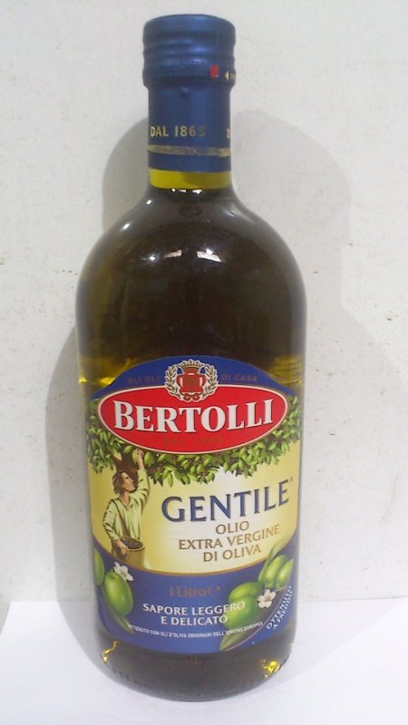 Olive oil Bertolli Gentile 1 of l