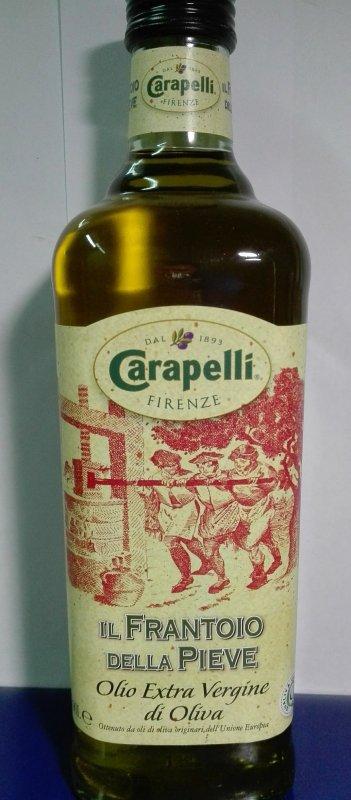 Масло оливковое ТМ Carapelli 1л