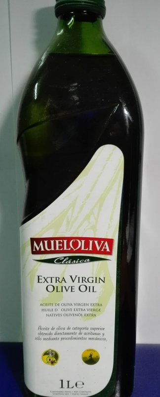 Масло оливковое екстра вирджин ТМ Mueloliva 1л