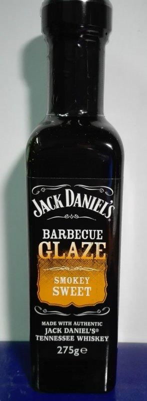 Соус Jack Danials Barbecue Glaze Smokey Sweet 275г