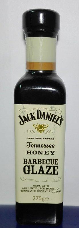Соус Jack Danials Barbecue Glaze Tennessee Honey 275г
