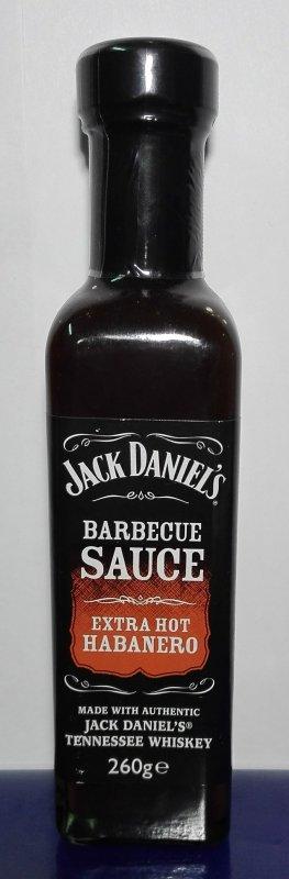 Соус Jack Danials Barbecue Sauce Extra Hot Habanero 260г