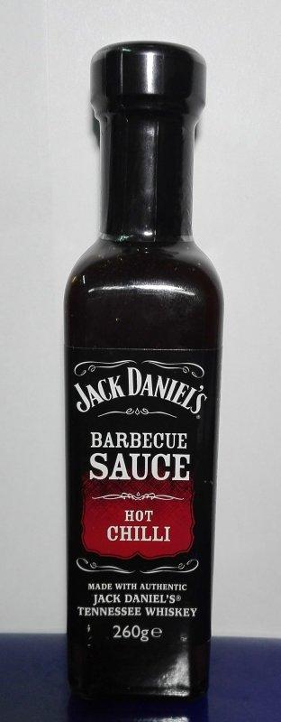 Соус Jack Danials Barbecue Sauce Hot Chilli 260г