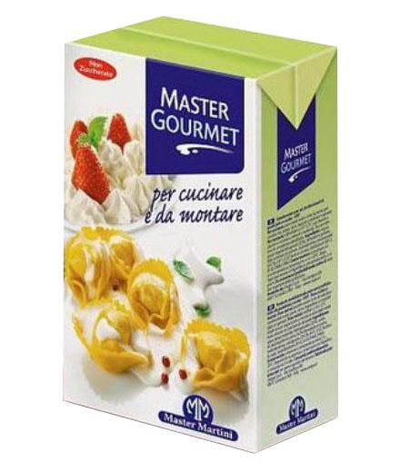 Сливки растительные ТМ Master Gurmet 1л