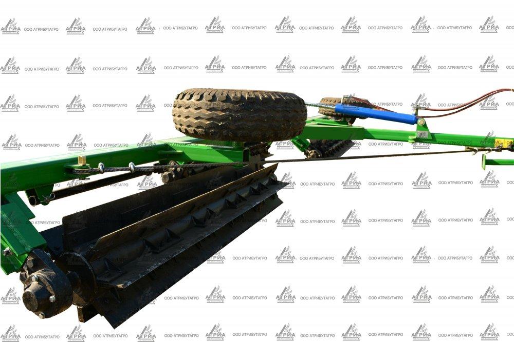 ПТ-6 каток измельчитель на МТЗ-80,82