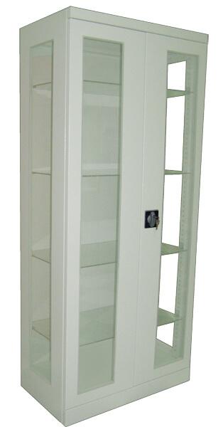 Шкаф медицинский металлический Sml 115